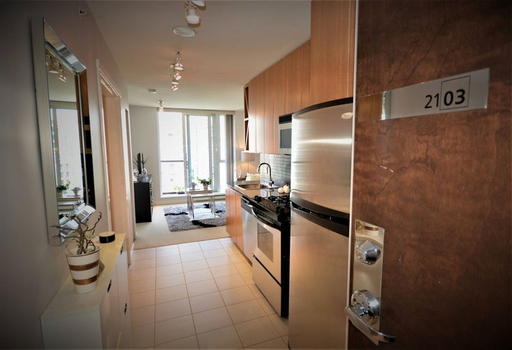2103 1010 RICHARDS STREET - Yaletown Apartment/Condo for sale, 1 Bedroom (R2459570)