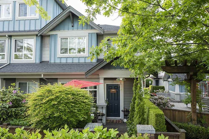 11 11393 STEVESTON HIGHWAY - Ironwood Townhouse for sale, 3 Bedrooms (R2459588)