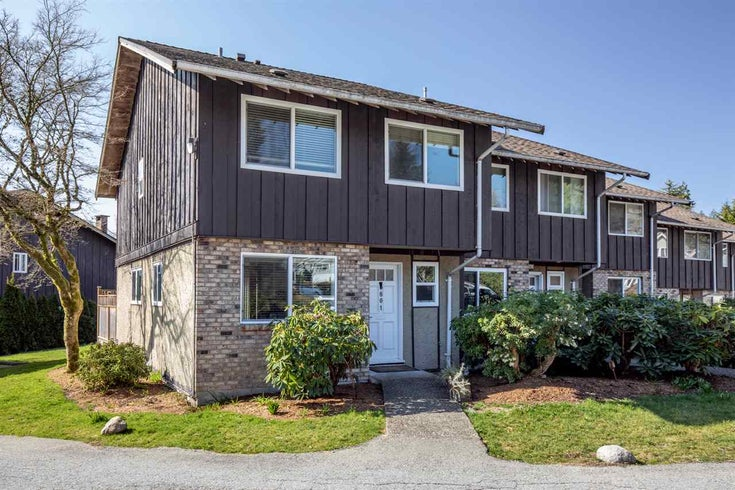 801 555 W 28TH STREET - Upper Lonsdale Townhouse for sale, 4 Bedrooms (R2459735)
