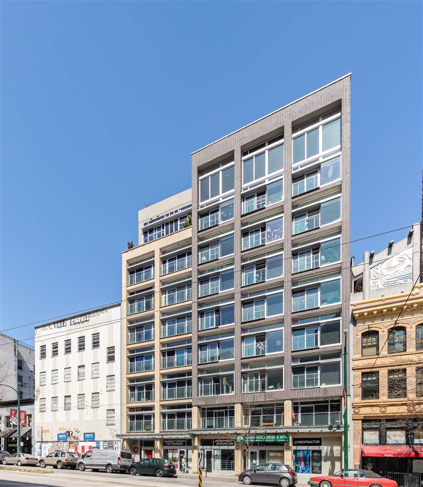 301 33 W PENDER STREET - Downtown VW Apartment/Condo for sale(R2459926) - #1
