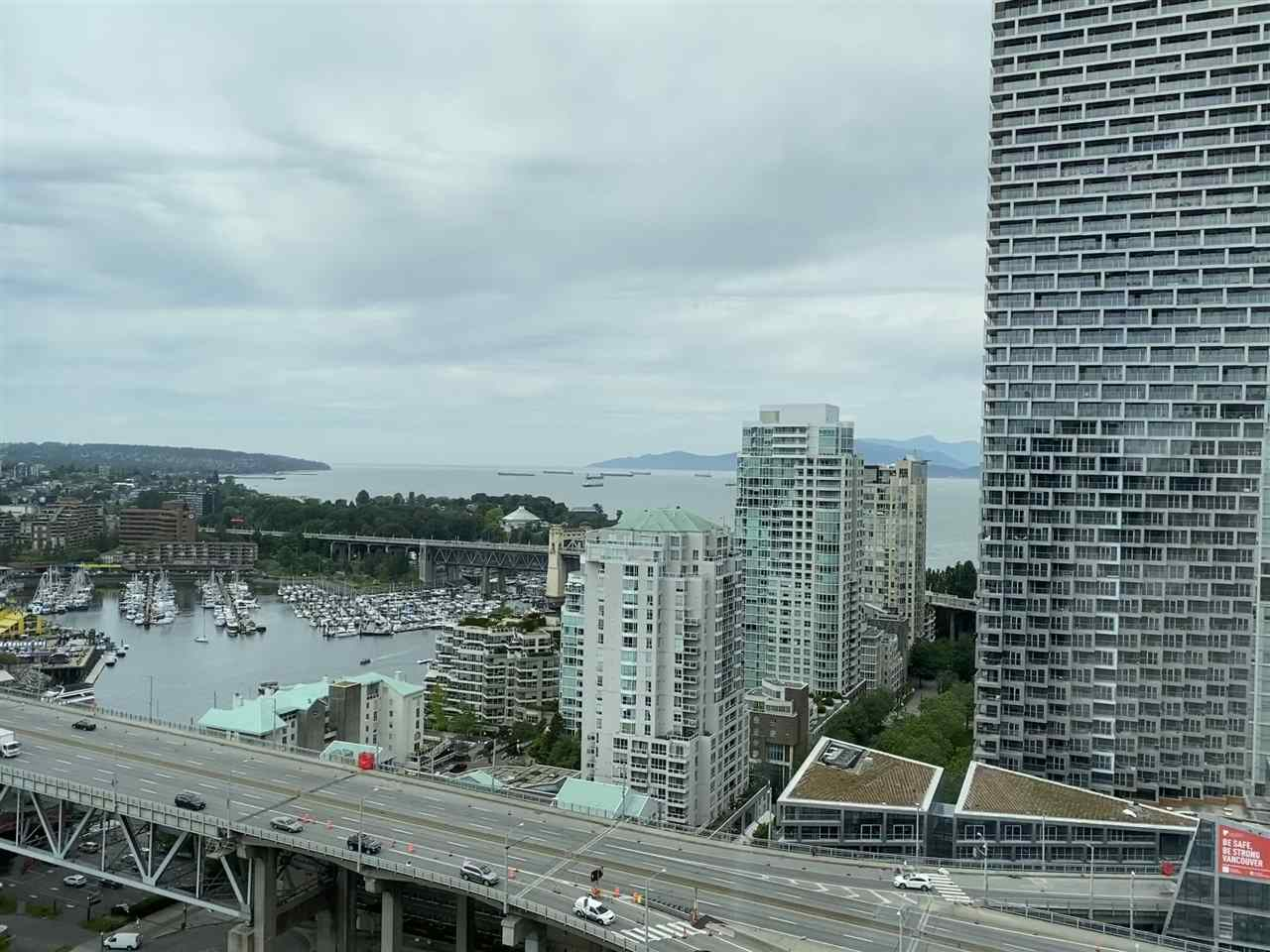 3207 583 BEACH CRESCENT - Yaletown Apartment/Condo for sale, 1 Bedroom (R2459938)