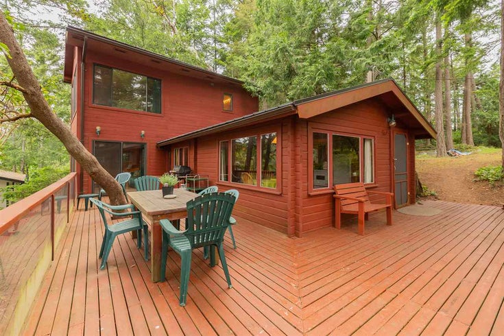 762 STEWARD DRIVE - Mayne Island House/Single Family for sale, 2 Bedrooms (R2460113)