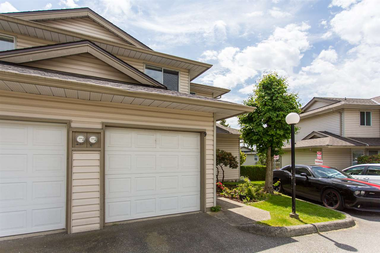 9 3070 TOWNLINE ROAD - Abbotsford West Townhouse for sale, 4 Bedrooms (R2460117) - #1
