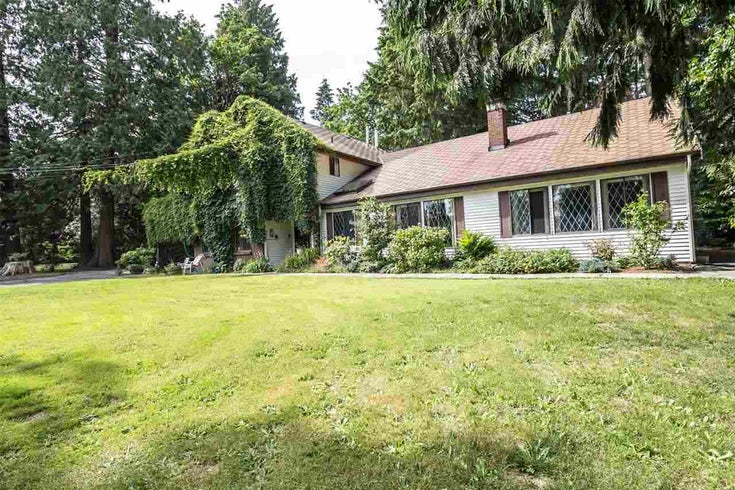 20543 73A AVENUE - Brookswood Langley House with Acreage for sale, 7 Bedrooms (R2460251)