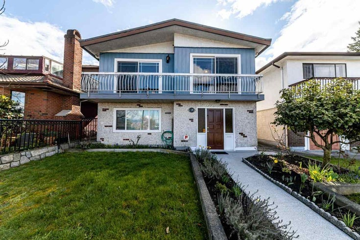 4650 NANAIMO STREET - Collingwood VE House/Single Family for sale, 5 Bedrooms (R2460274)