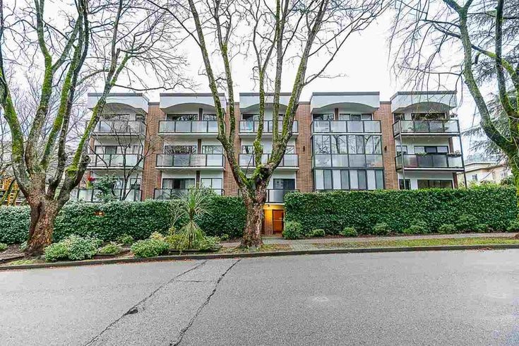 109 1535 NELSON STREET - West End VW Apartment/Condo for sale, 1 Bedroom (R2460429)