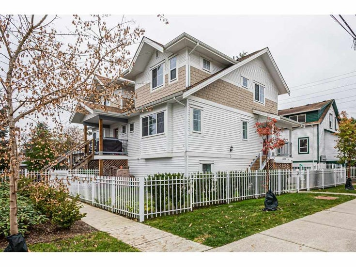 3 12016 YORK STREET - West Central Townhouse for sale, 3 Bedrooms (R2460484)