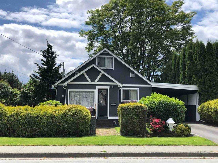 45748 LEWIS AVENUE - Chilliwack N Yale-Well House/Single Family for sale, 3 Bedrooms (R2460549)