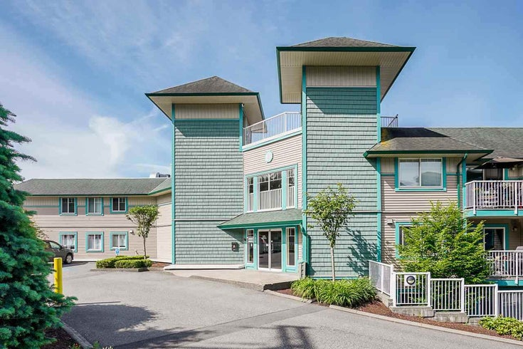 119 33960 OLD YALE ROAD - Central Abbotsford Apartment/Condo for sale, 1 Bedroom (R2460869)