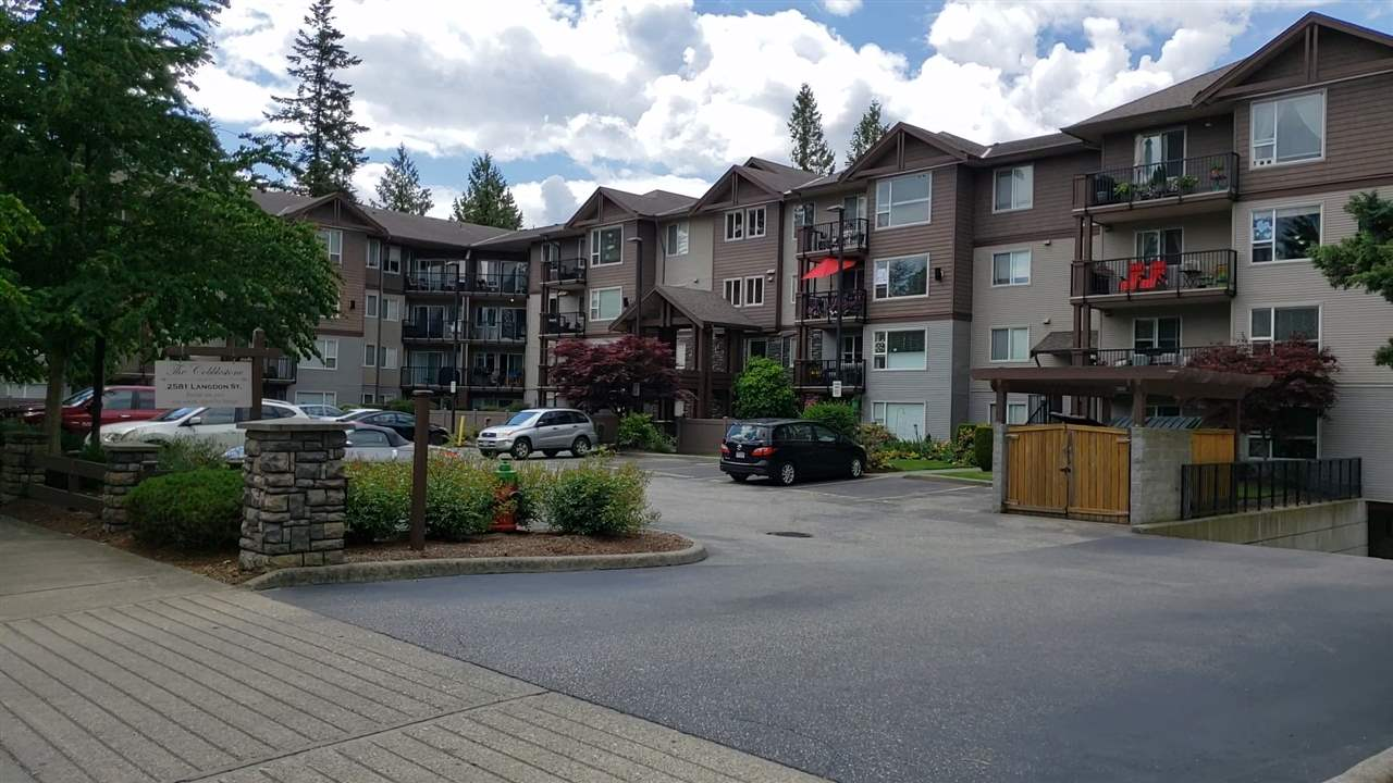 410 2581 LANGDON STREET - Abbotsford West Apartment/Condo for sale, 2 Bedrooms (R2460903) - #1