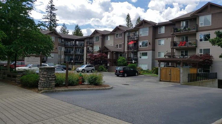 410 2581 LANGDON STREET - Abbotsford West Apartment/Condo for sale, 2 Bedrooms (R2460903)