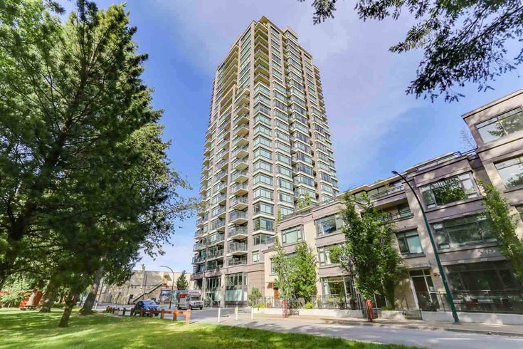 2203 2789 SHAUGHNESSY STREET - Central Pt Coquitlam Apartment/Condo for sale, 2 Bedrooms (R2460914)