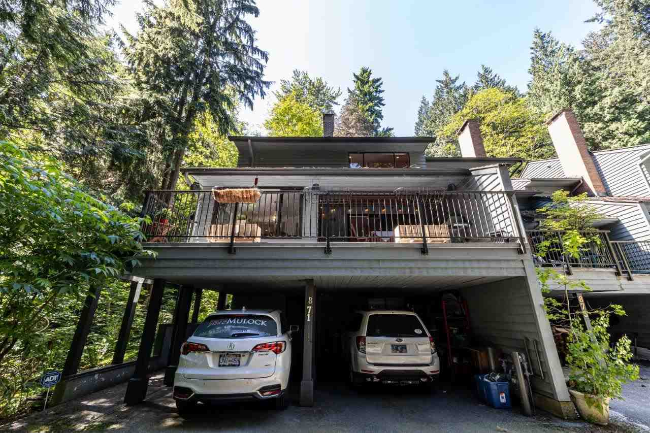 871 HENDECOURT ROAD - Lynn Valley Townhouse for sale, 4 Bedrooms (R2460995) - #1