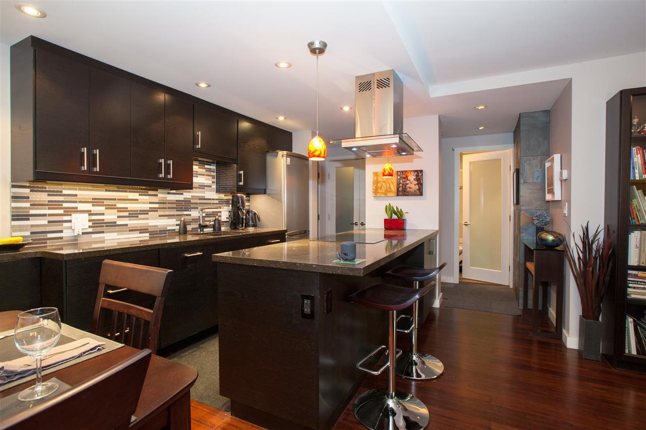 1227 235 KEITH ROAD - Cedardale Apartment/Condo for sale, 1 Bedroom (R2461020) - #1