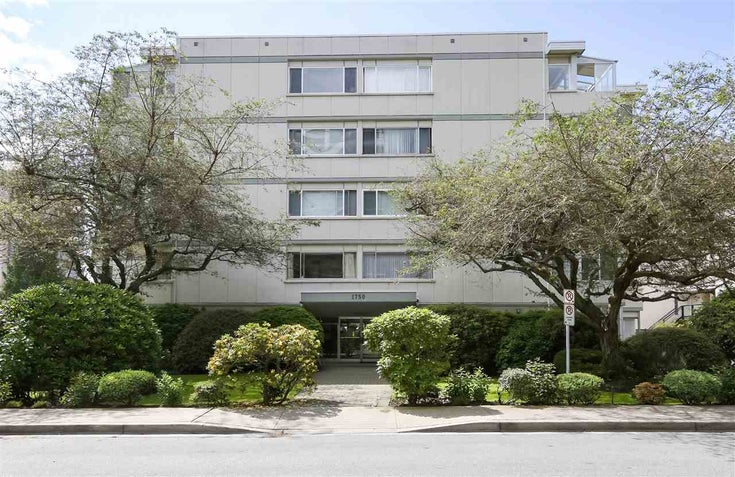 102 1750 ESQUIMALT AVENUE - Ambleside Apartment/Condo for sale, 1 Bedroom (R2461253)