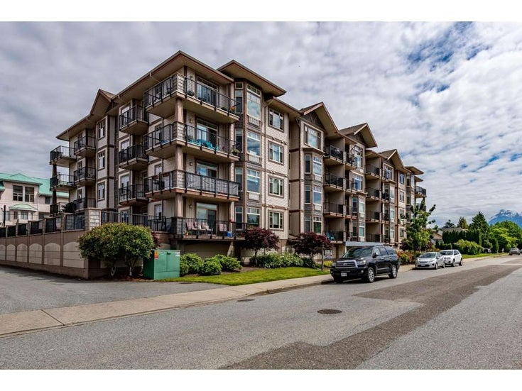 204 46021 SECOND AVENUE - Chilliwack E Young-Yale Apartment/Condo for sale, 2 Bedrooms (R2461255)