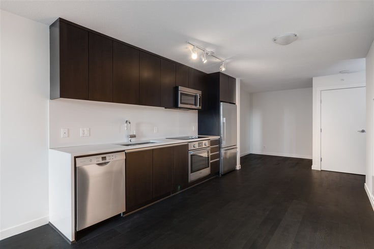 709 1009 HARWOOD STREET - West End VW Apartment/Condo for sale, 1 Bedroom (R2461376)