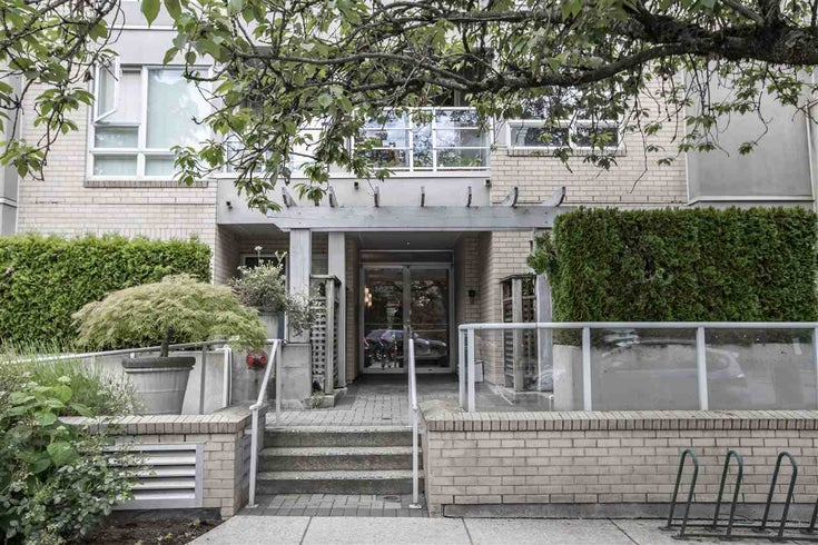 115 1823 W 7TH AVENUE - Kitsilano Apartment/Condo for sale, 1 Bedroom (R2461462)
