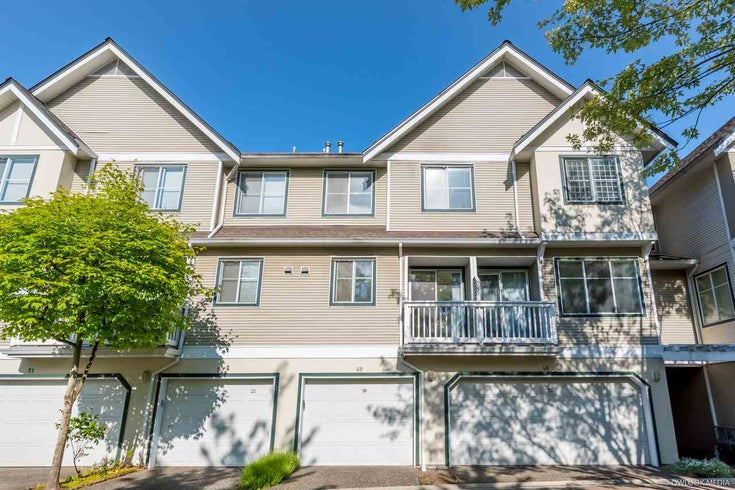 49 4933 FISHER DRIVE - West Cambie Townhouse for sale, 4 Bedrooms (R2461534)