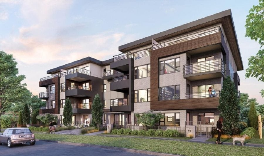302 2666 DUKE STREET - Collingwood VE Apartment/Condo for sale, 2 Bedrooms (R2461587)