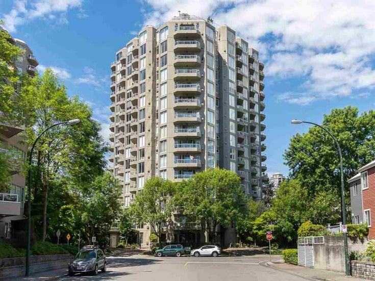 1507 1135 QUAYSIDE DRIVE - Quay Apartment/Condo for sale, 2 Bedrooms (R2461616)