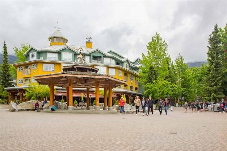 310 4314 MAIN STREET - Whistler Village Apartment/Condo for sale, 1 Bedroom (R2461820)
