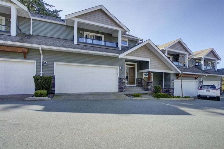 9 34130 OLD YALE ROAD - Abbotsford East Townhouse for sale, 3 Bedrooms (R2461893)