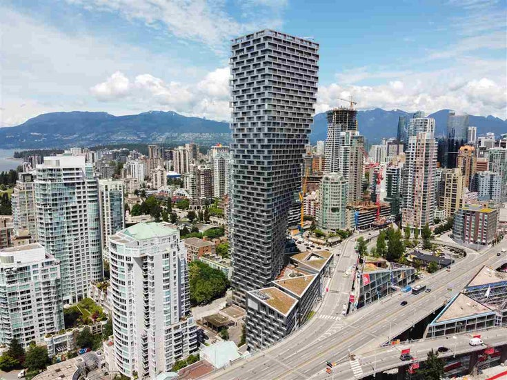 1506 1480 HOWE STREET - Downtown VW Apartment/Condo for sale, 1 Bedroom (R2462014)