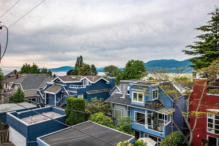 1553 LARCH STREET - Kitsilano Townhouse for sale, 3 Bedrooms (R2462090)
