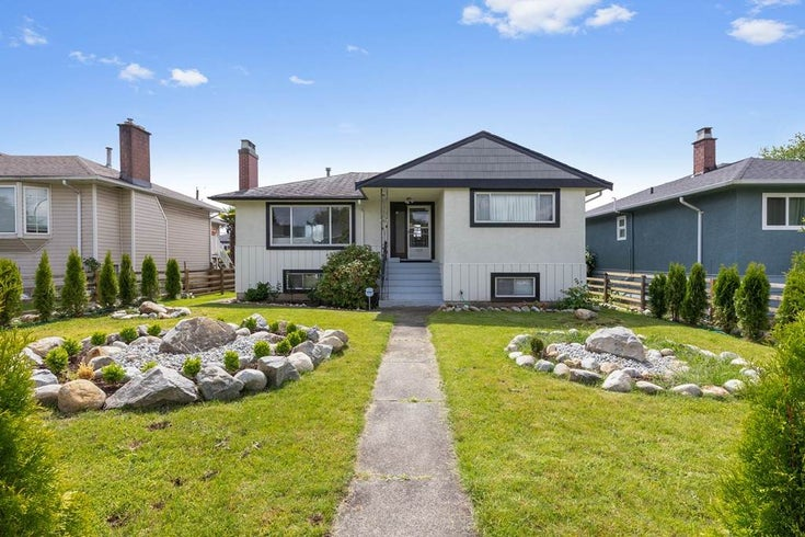8398 11TH AVENUE - East Burnaby House/Single Family for sale, 5 Bedrooms (R2462093)