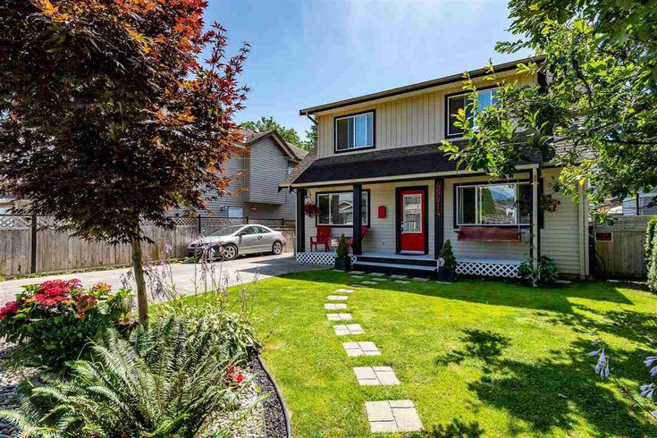 45514 WELLINGTON AVENUE - Chilliwack W Young-Well House/Single Family for sale, 3 Bedrooms (R2462184)