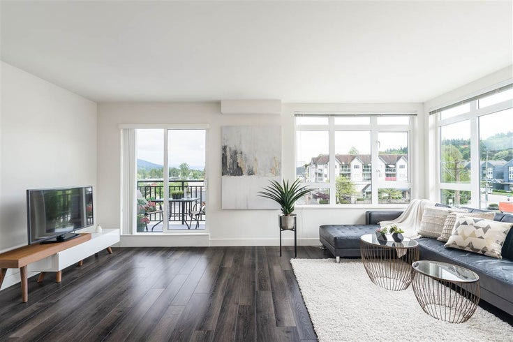 417 2525 CLARKE STREET - Port Moody Centre Apartment/Condo for sale, 2 Bedrooms (R2462471)