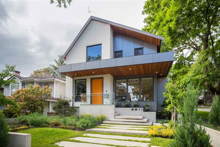 2211 W 47 AVENUE - Kerrisdale House/Single Family for sale, 4 Bedrooms (R2462657)