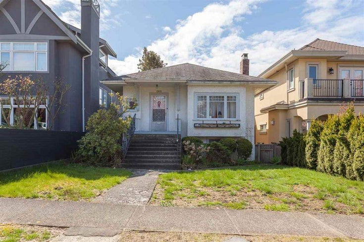 1926 W 42ND AVENUE - Kerrisdale House/Single Family for sale, 3 Bedrooms (R2462715)