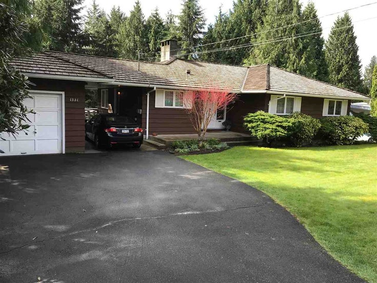 1531 COLEMAN STREET - Lynn Valley House/Single Family for sale, 4 Bedrooms (R2462908)