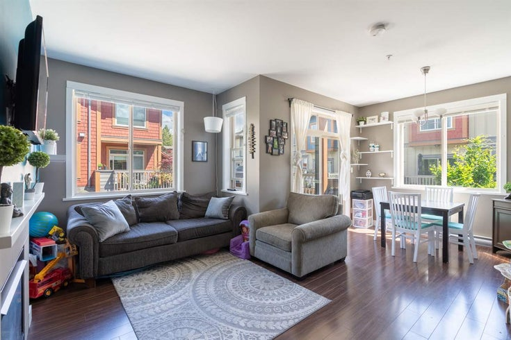 13 40653 TANTALUS ROAD - Tantalus Townhouse for sale, 2 Bedrooms (R2462996)