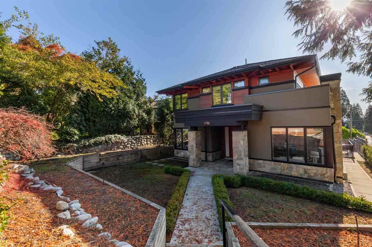 1196 LAWSON AVENUE - Ambleside House/Single Family for sale, 6 Bedrooms (R2462998) - #1