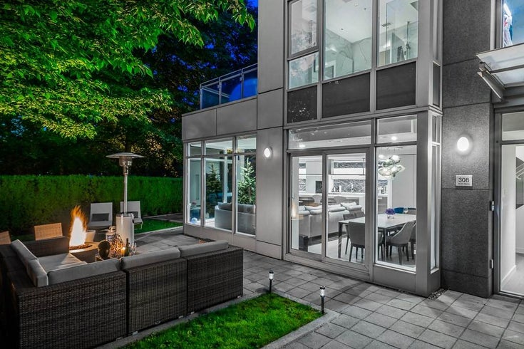 TH22 1281 W CORDOVA STREET - Coal Harbour Townhouse for sale, 2 Bedrooms (R2463126)