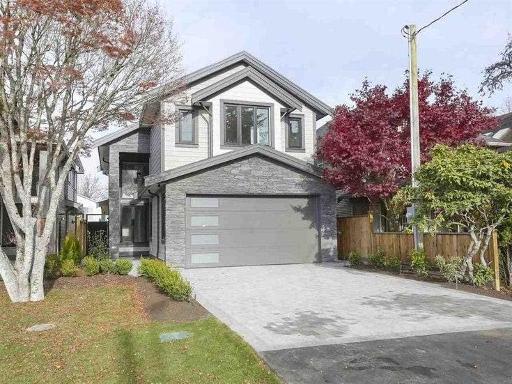 3899 GARRY STREET - Steveston Village House/Single Family for sale, 4 Bedrooms (R2463271)