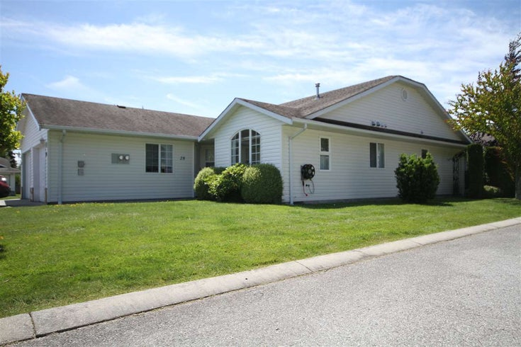 28 535 SHAW ROAD - Gibsons & Area 1/2 Duplex for sale, 2 Bedrooms (R2463285)