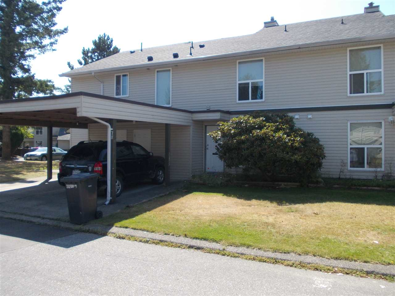 78 3030 TRETHEWEY STREET - Abbotsford West Townhouse for sale, 3 Bedrooms (R2463289) - #1