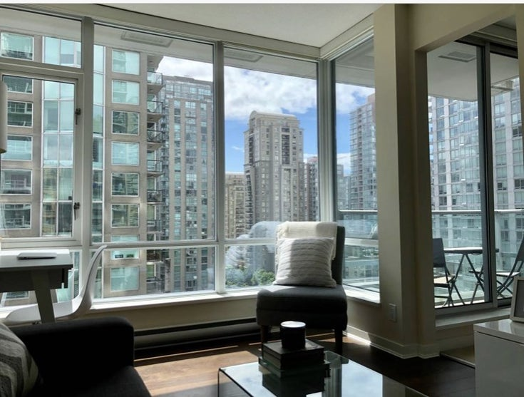 1108 833 HOMER STREET - Downtown VW Apartment/Condo for sale, 1 Bedroom (R2463368)