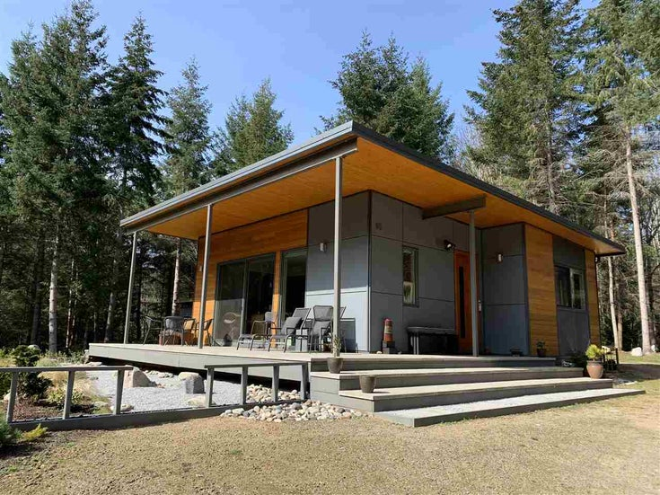 125 PANORAMA LANE - Galiano Island House with Acreage for sale, 2 Bedrooms (R2463435)