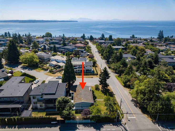 1590 ARCHIBALD ROAD - White Rock House/Single Family for sale, 4 Bedrooms (R2463854)