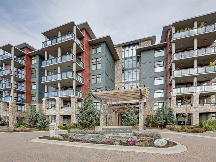 405 5055 SPRINGS BOULEVARD - Tsawwassen North Apartment/Condo for sale, 2 Bedrooms (R2463871)