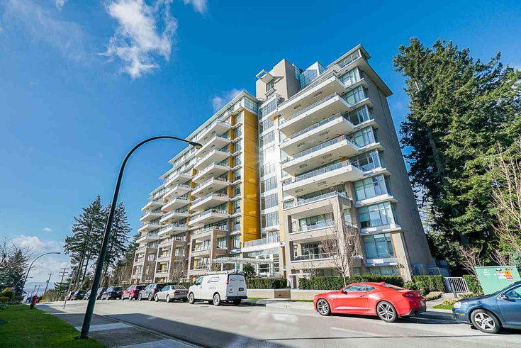 709 1501 VIDAL STREET - White Rock Apartment/Condo for sale, 2 Bedrooms (R2463917)