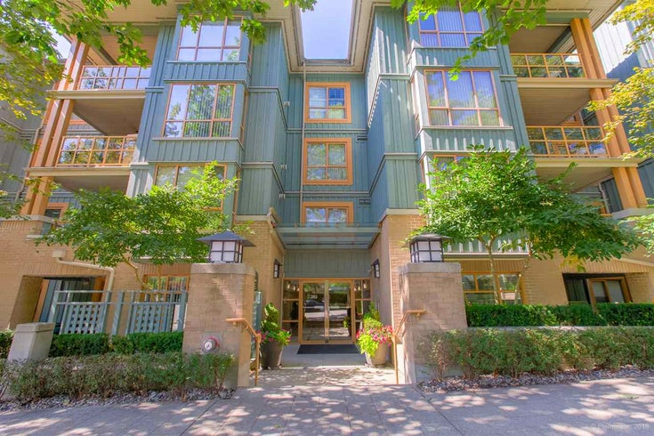202 285 NEWPORT DRIVE - North Shore Pt Moody Apartment/Condo for sale, 1 Bedroom (R2464146)