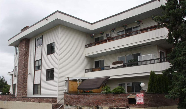 103 2211 CLEARBROOK ROAD - Abbotsford West Apartment/Condo for sale, 1 Bedroom (R2464239)