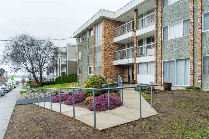 103 1331 FIR STREET - White Rock Apartment/Condo for sale, 2 Bedrooms (R2464337)