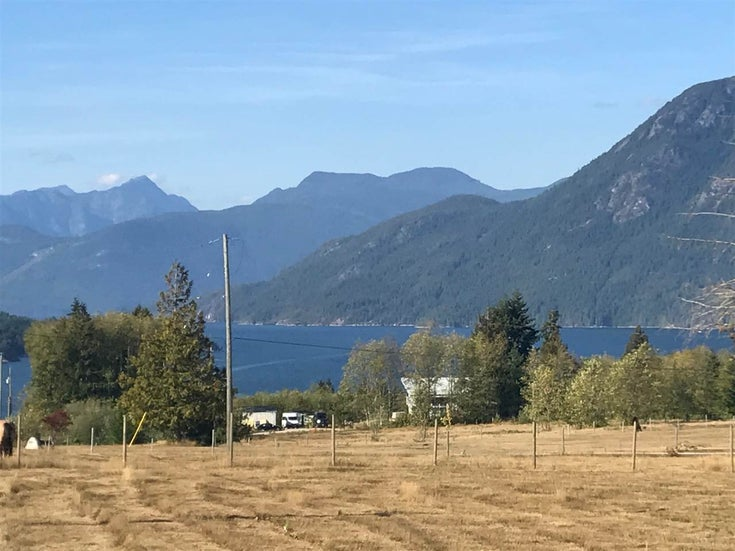 LOT 16 CROWSTON ROAD - Sechelt District  for sale(R2464615)